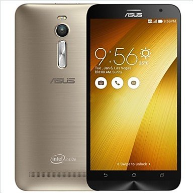 "ASUS Zenfone2 5.5""FHD Android LTE Smartphone(WiFi,GPS, Intel Atom Z3580 RAM4GB+ROM64GB,13MP+5MP)"