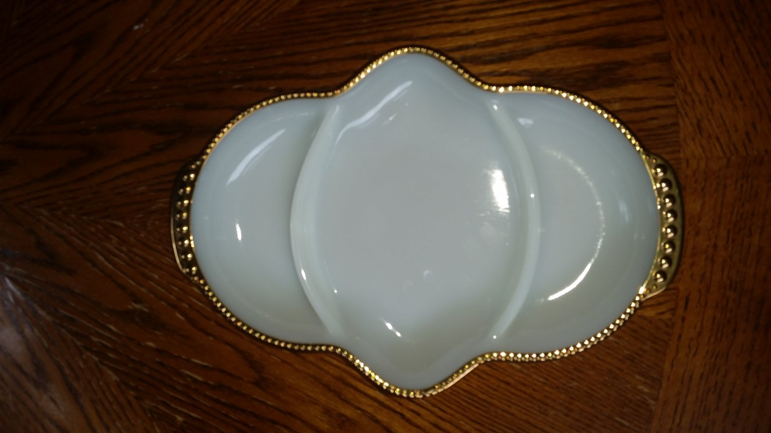 Vintage Fire King Oven Ware serving dish