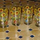 Moroccan Tea Glasses -Turkish Tea Glasses -Tea Glasses-Moroccan tea glass