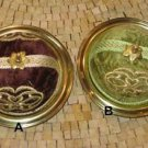 Brass Jewelery Box With Lid -Lidded Brass Box - Brass Trinket Box - Brass box