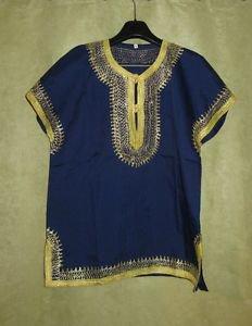 Women's Plus Size blue tops -Women's plus size blue tunic - plus size clothes