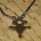 Tuareg Cross of The South Unisex Necklace- Tuareg Cross - Tuareg Agadez cross -