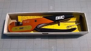 Daniels DMC HX3 M22520/10-01 Open Frame Hand Crimp Tool Cage 11851 Aviation