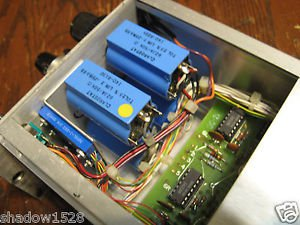 (4)Clarostat Wirewound Precision Potentiometer 62JA-50K