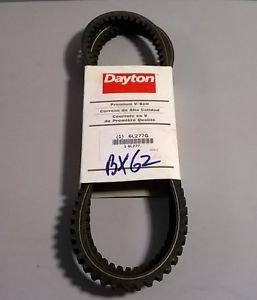 """Dayton 6L277G V Belt Cogged BX62  21/32"""" x 65"""""""