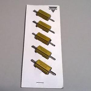 Lot of VISHAY DALE RESISTOR RH-25 25W M0450 RH0254R000FC02 4 OHM