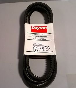 DAYTON 3VU45 Bx103 COGGED V-Belt 106""