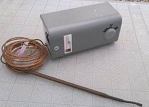 NOS Johnson Controls SPST HIGH RANGE TEMPERATURE CONTROL 200/550F A19AAB-10C