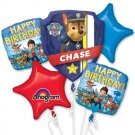 Paw Patrol Birthday Bouquet of Balloons