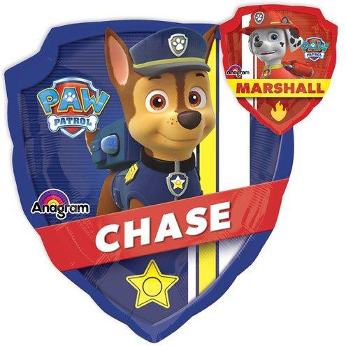 Paw Patrol Badge Balloon