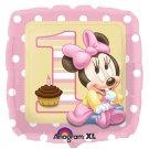 Minnie 1st Birthday Girl