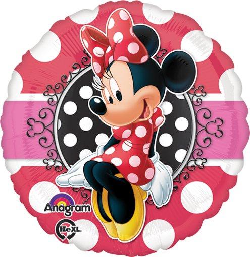 Minnie Mouse Portait