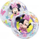 Minnie Mouse Bow-Tique Bubble Balloon