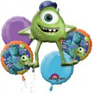 Monsters University Bouquet of Balloons