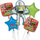 Toy Story Bouquet of Balloons