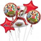 Power Rangers Bouquet of Balloons