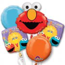 Sesame Street Friends Bouquet of Balloons