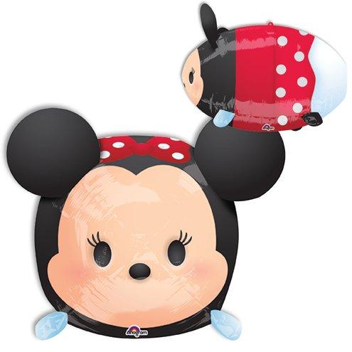 19 Inch Disney Tsum Tsum Minnie Mouse Balloon