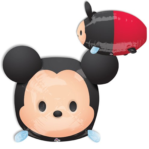 19 Inch Disney Tsum Tsum Mickey Mouse Balloon