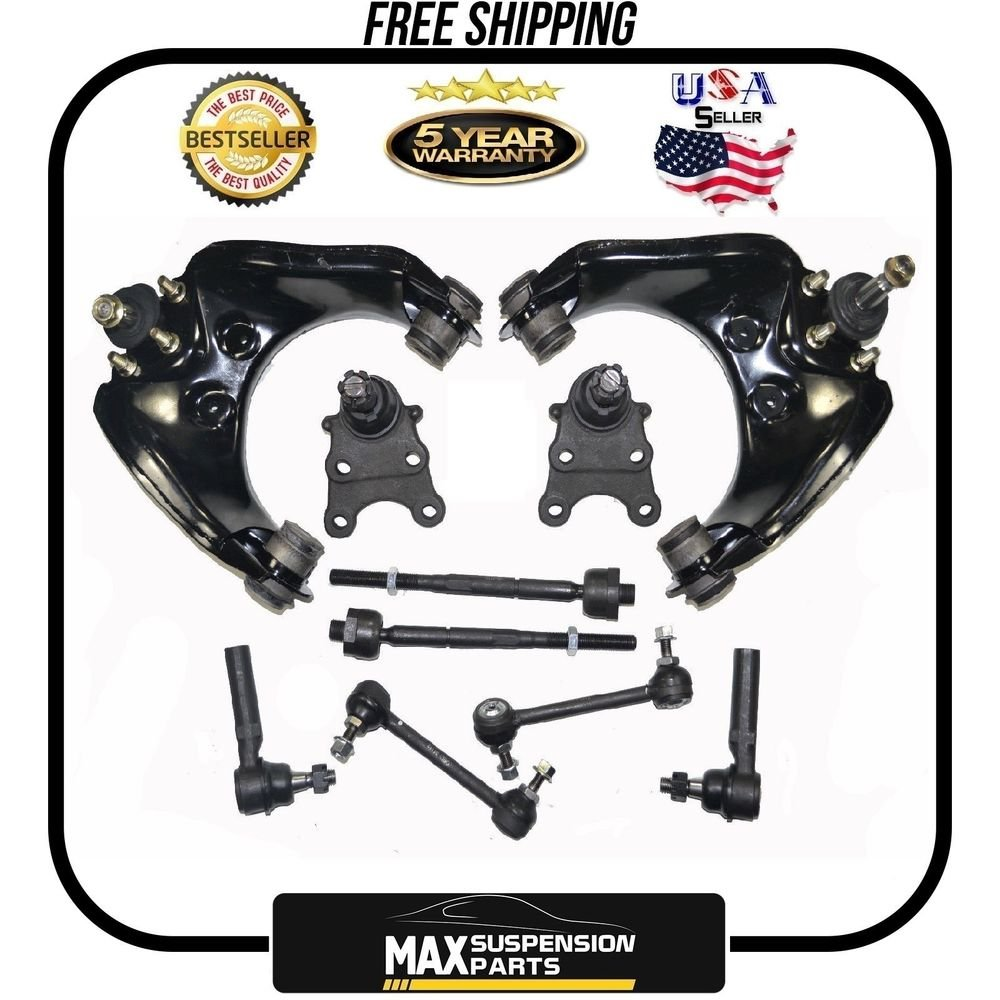 COLORADO CANYON W/ TORSION SUSPENSION UPPER CONTROL ARM SET $5 YEARS WARRANTY$