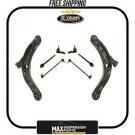Front L/R Lower Control Arms,Ball Joint,Tie Rod Ends Sway Bars$5 YEARS WARRANTY$