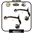 Upper Control Arm w/ Ball Joint 2pc Set for Chevy Silverado GMC Sierra HD
