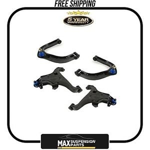 4Pc Control Arm and Ball Joint KIT $5 YEARS WARRANTY$