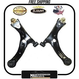 Lower Control Arm W/Ball Joint 2003-2008 Corolla Matrix Vibe $5 YEARS WARRANTY$