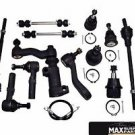 GM VANS  Suspension & Steering With Idler Arm Brackelt Assy