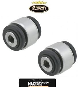 Rear Suspension Trailing Arm Bushing Kit for 99-09 Saab 9-5 Saturn L Series
