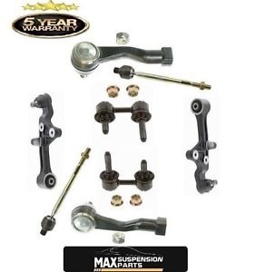 Suspension Set Control arm,ball joint tie rod assembly Sedona $5 YEARS WARRANTY$