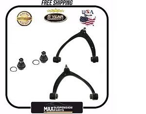 2 Upper Control Arm Ball Joint Include , 2 Lower Ball Joints $5 years warranty$