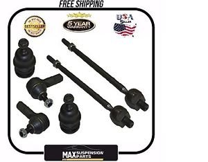 Front Passenger Driver Side Steering Tie Rod End Kit $5 YEARS WARRANTY$