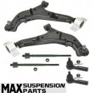 Lower Control Arm W/Ball Joint  Inner & Outer Tie Rods $5 YEARS WARRANTY$