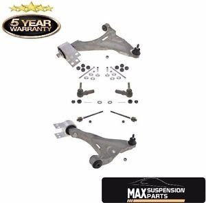 Lucerne DTS 8Pc Chassis Kit Control Arm W/Bushing Ball joint Tie Rods Sway