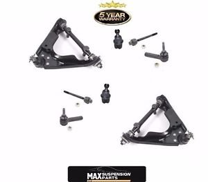 Durango Dakota 4WD 2  UPPER CONTROL ARMS & 2 LOWER TIE RODS $5 YEARS WARRANTY$