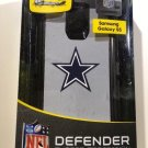 NEW OtterBox Defender Case/Holster for Samsung Galaxy S5 NFL Dallas Cowboys