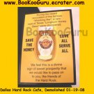 Reduced! Hard Rock Cafe Dallas Texas, Demolished, Sweet Prosperity Honey Jar Pin, LE 300! BooKooGuru