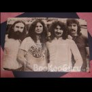 Black Sabbath Poster - Ozzy Osbourne - 8 page fold out - Grooves magazine! BooKooGuru