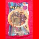 Austin Powers Action Figure, Carnaby Street Austin, New in Mint Package, Poseable, BooKooGuru