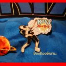 KISS - Ace Frehley - Hard Rock Cafe Pin - Atlanta - Smoking Gibson Les Paul - L.E. 1000! BooKooGuru