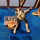 KISS -  Ace Frehley - Hard Rock Cafe Pin - Dallas Texas - Limited 500! - Global, BooKooGuru