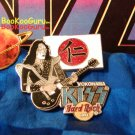 KISS - Ace Frehley - Hard Rock Cafe Pin - Yokahama  Japan - Limited Edition 750! BooKooGuru