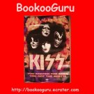 KISS (the band) Discography Poster, 2-sided, Band Photo, Costumes, Rare, BooKooGuru