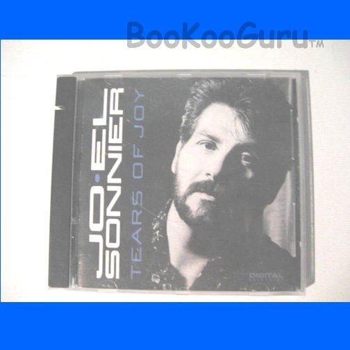 Jo-El Sonnier, Tears of Joy, Digital, Capitol-EMI Records, Original 1991, BooKooGuru