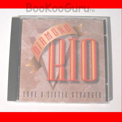 Diamond Rio, Love a Little Stronger, Arista for BMG, Original in Great Condition, BooKooGuru