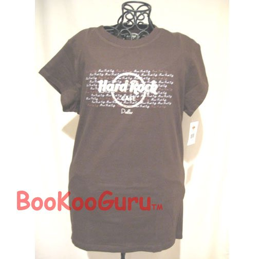 Hard Rock Cafe Dallas Texas Closed, Demolished,Small T-shirt, Size M, BooKooGuru
