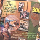 The Crocodile Hunter, Steve Irwin, 300 pc. puzzle, Huge, New, Unopened, Rare