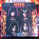 KISS, Puzzle, 1997 - Solo Faces - Aucoin - 500 piece - KISS Catalog! - Eric Carr - BooKooGuru