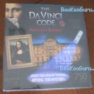 The DaVinci Code Puzzle, Mona Lisa Revealed, Decoder Light, Missing Piece Mystery Puzzle, BooKooGuru